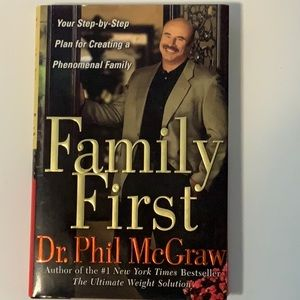 Book: Family First, Dr. Phil